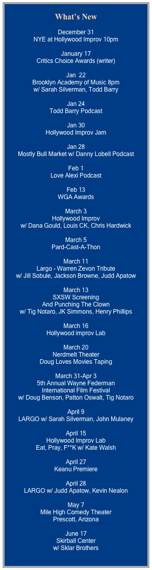 "WHAT""S NEW in 2016